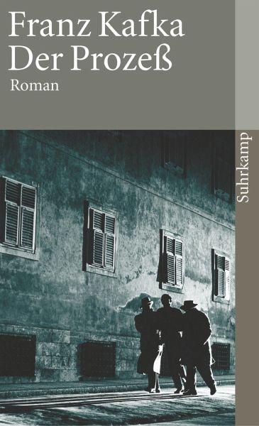 Der Prozes Von Franz Kafka Taschenbuch Buecher De