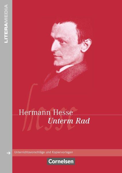 Unterm Rad Von Hermann Hesse Schulbuch Buecher De