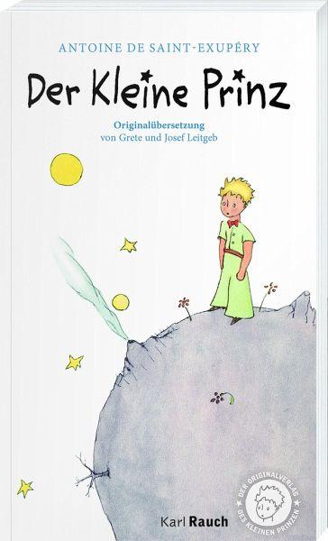 Der Kleine Prinz Von Antoine De Saint Exupery Buch