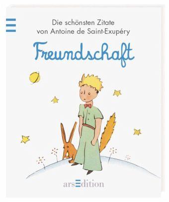 Der Kleine Prinz Freundschaft Von Antoine De Saint