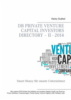 DB Private Venture Capital Investors Directory - II - 2014