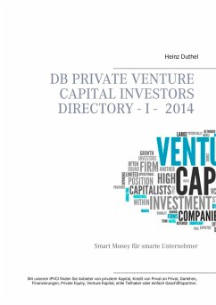 DB Private Venture Capital Investors Directory I - 2014