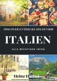 DISCOVER ENTDECKE DE-COUVRIR ITALIEN (eBook, ePUB)