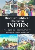 Discover Entdecke Decouvrir Indien (eBook, ePUB)