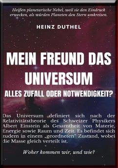 Mein Freund Das Universum (eBook, ePUB)