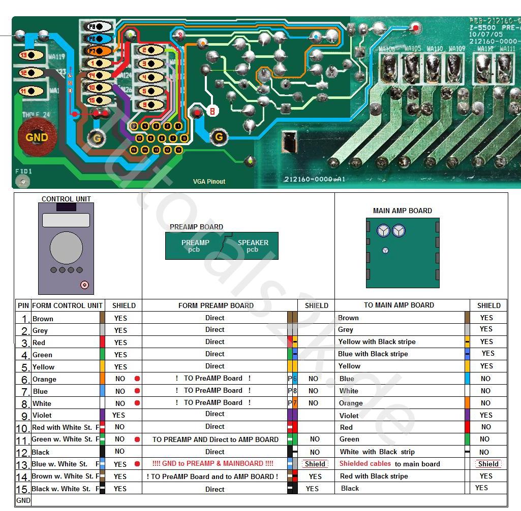 logitech z 680 circuit diagram wire management \u0026 wiring diagram Logitech Z-640 Manual