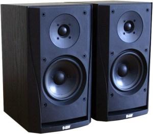B&W DM 302 schwarz, Lautsprecher  HIFIFORUM