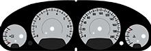 Tachoscheibe Chrysler Sebring 05-07