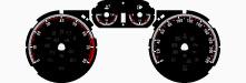 Tachoscheiben Opel Astra J / Meriva B / Mokka / Insignia