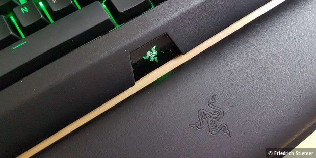 gaming tastatur razer blackwidow chroma