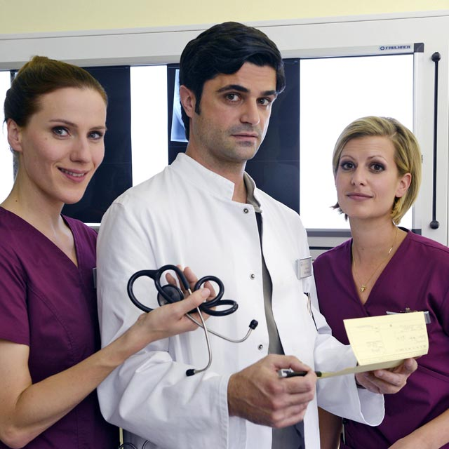 Zdf Zeigt Neue Serie Bettys Diagnose