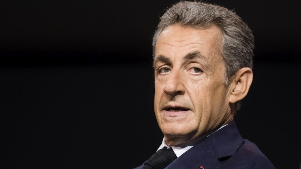 Nicolas Sarkozy: The former French president is suspected of bribery.  (Source: imago images / Vincent Isore)