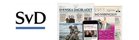Prenumerera på tidningen - Svenska Dagbladet Image