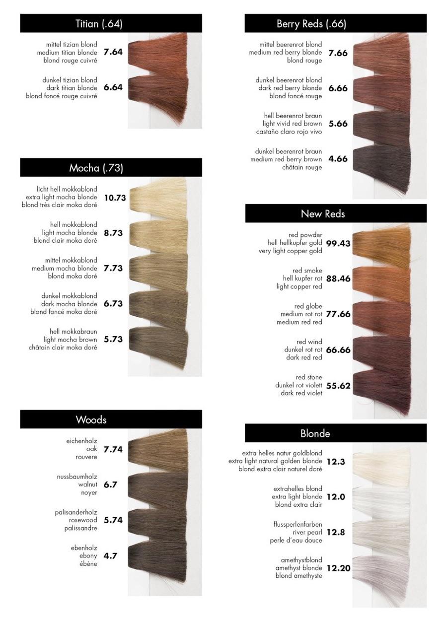 Contact Revlon Hair Color