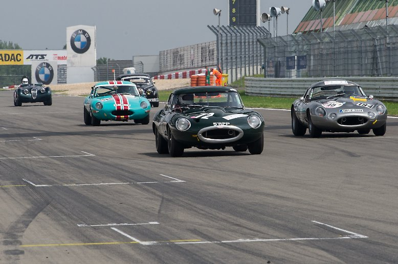 Retro Rennen Nürburgring bei N-TV