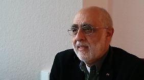 """Michael S. Cullen ist Historiker und Journalist. Der gebürtige Amerikaner war Ideengeber für das Projekt """"Verhüllter Reichstag"""". Er lebt seit 1964 in Berlin."""