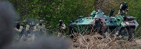 "Ukrainische Armee tötet Separatisten: Putin droht ""Konsequenzen"" an"
