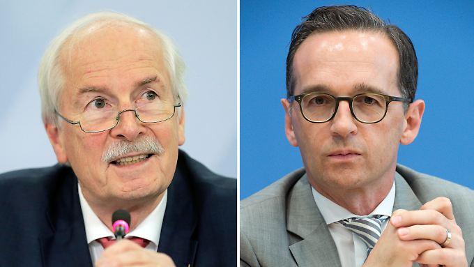 Netzpolitik-Affäre für Maas: Netzpolitik-Affäre für Heiko Maas noch nicht beendet
