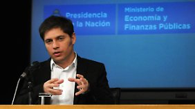 Keine Einigung mit Hedgefonds: Argentinien steuert in die Staatspleite