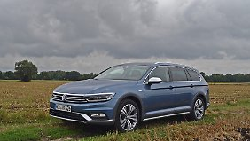 VW does not sell enough units from the Passat in Western Europe.