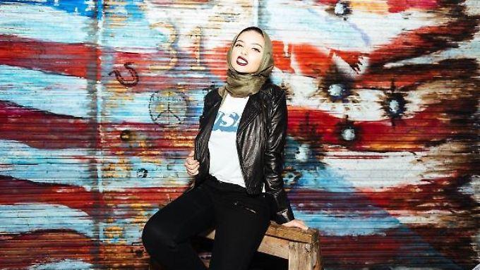 Noor Tagouri hatte es nicht immer leicht in den USA, dennoch hat sie als Journalistin Karriere gemacht. (Foto: instagram.com/ntagouri)