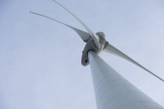 Ett vindkraftverks livstid uppskattas till 25 år.