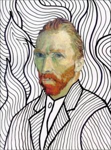 Van-Gogh-Head