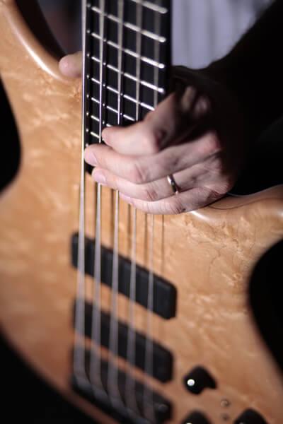 Foto von Bass