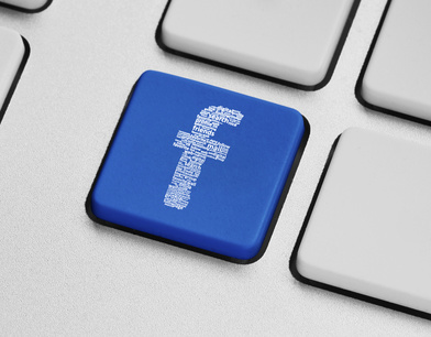 Facebook wird auch bei Senioren immer beliebter.