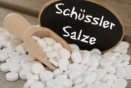 Bestimmte Schüssler-Salze gelten als Gedächtnisauffrischer.
