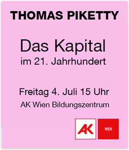 Piketty in der AK