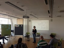 Clara Fritsch, Teilnehmer, Social Media-Landkarte
