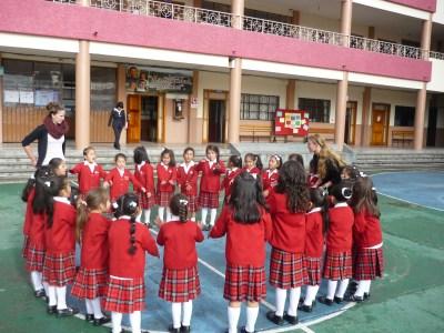 Das Projekt in Cuenca, Ecuador
