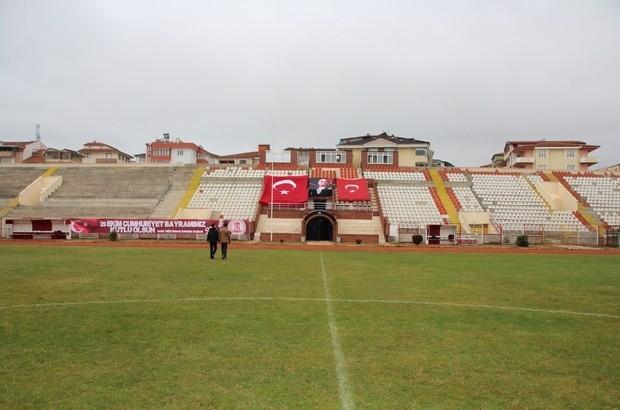 Edebali Stadı'nın proje yapım ihalesi yapıldı