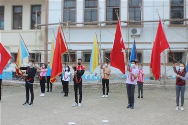 Osmaneli'nde 29 Ekim Cumhuriyet Bayramı kutlandı