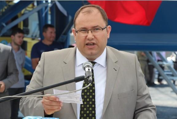 Bakanlığının görevden aldığı Nalbant'a yeni görev