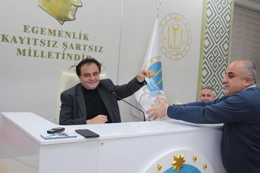 Bilecik'te belediye encümen üyeleri değişti