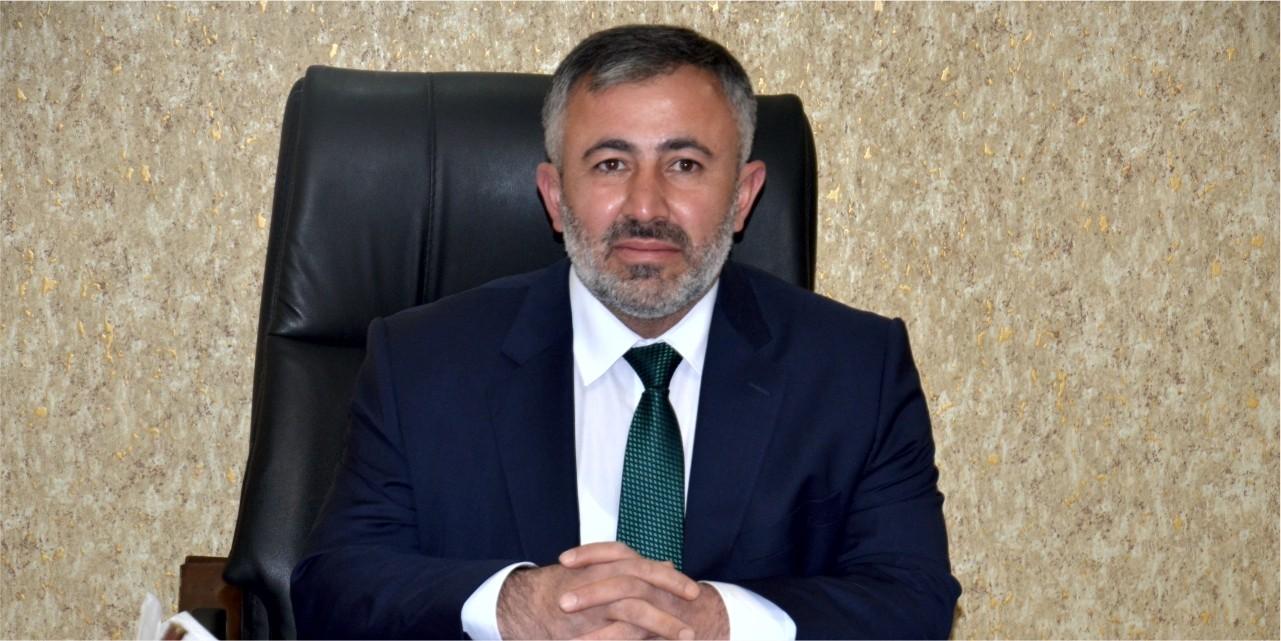 Başkan Serkan Yıldırım, CHP'li vekil Yaşar Tüzün'ü eleştirdi