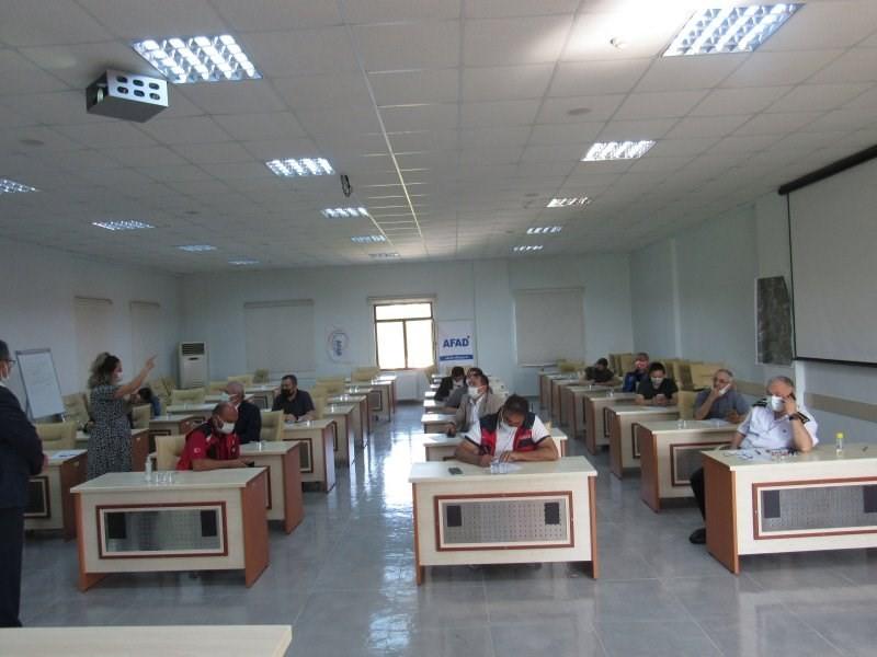 Bilecik'te İRAP çalıştayı gerçekleştirildi