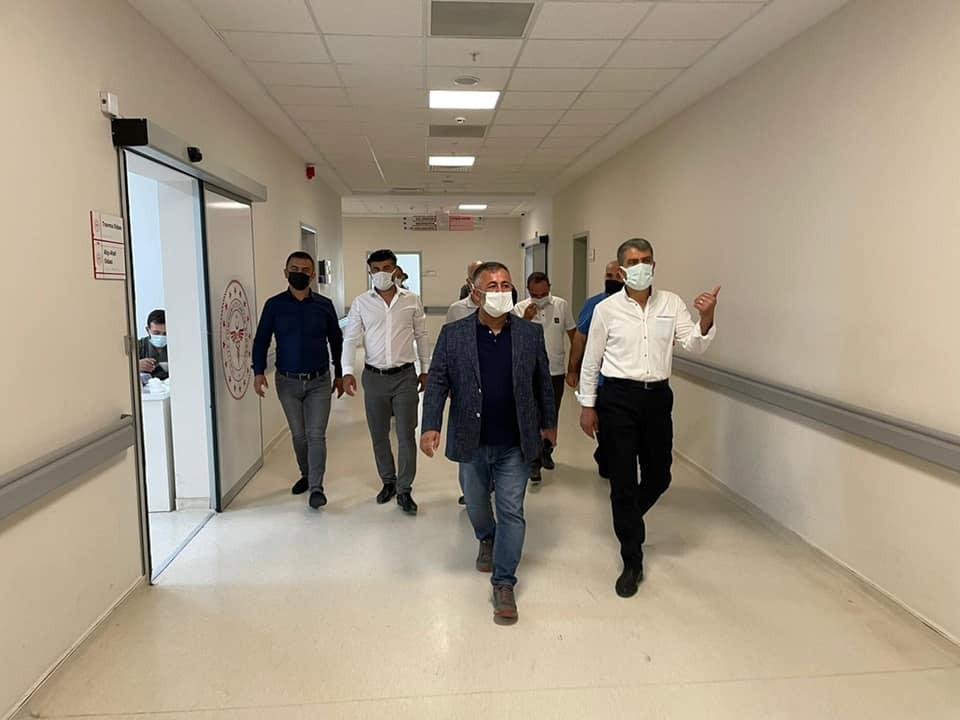 AK Parti Bilecik İl Başkanı Yıldırım'dan aşı çağrısı