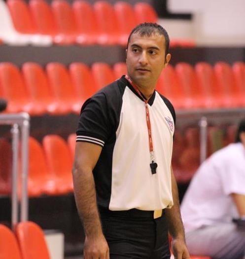 Nihat Kara, Türkiye Kadınlar Basketbol Federasyon Kupası'nda görev alacak