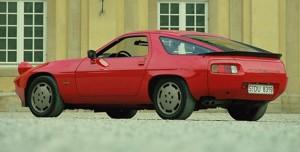 Den oprindelige S-model med den lille sorte spoiler (billede fra Porsche)
