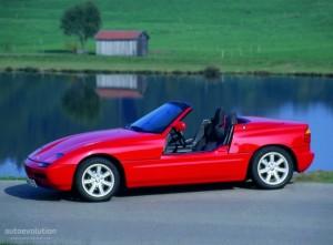 Ja, den specielle Z1 er faktisk også en slags E30 - og havde motoren fra 325i.