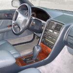 Lexus_LS400_cabin
