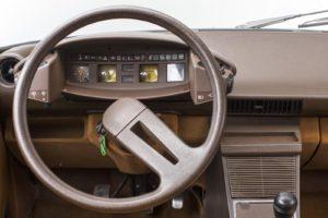 Hvor skal man næsten starte? Der er næppe mange deja-vu oplevelser i sådan en original CX-kabine.