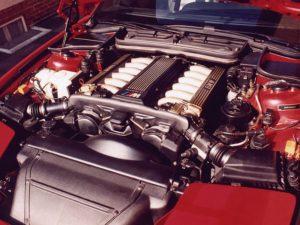 Biler i Blodet, BMW 850, V12