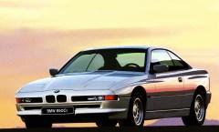 Biler i Blodet, BMW 850 Ci