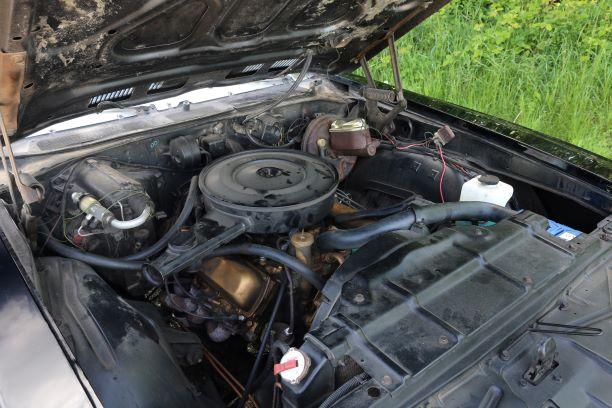 Oldsmobile V8