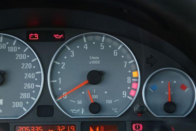 BMW E46 M3 omdrejningstæller