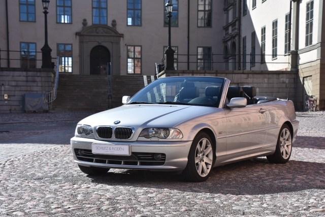 BMW 330i Cabriolet E46